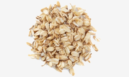 course rolled oats